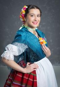María José Martínez Sánchez - Peña Huertana El Caliche