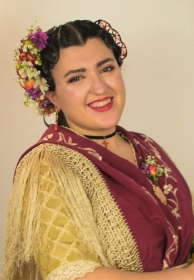 Maria Teresa Avilés Cambronero  - Peña Huertana San Isidro-La Panocha