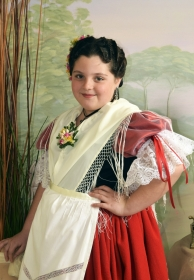 Natalia Martínez Iniesta - Peña Huertana La Seda