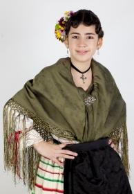 Paola Valdepeñas Delgado - Peña Huertana El Carro-Carruaje
